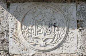 Coat-of-arms of the Frangopoulos family